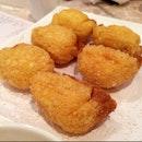 Deep Fried Prawn Dumplings