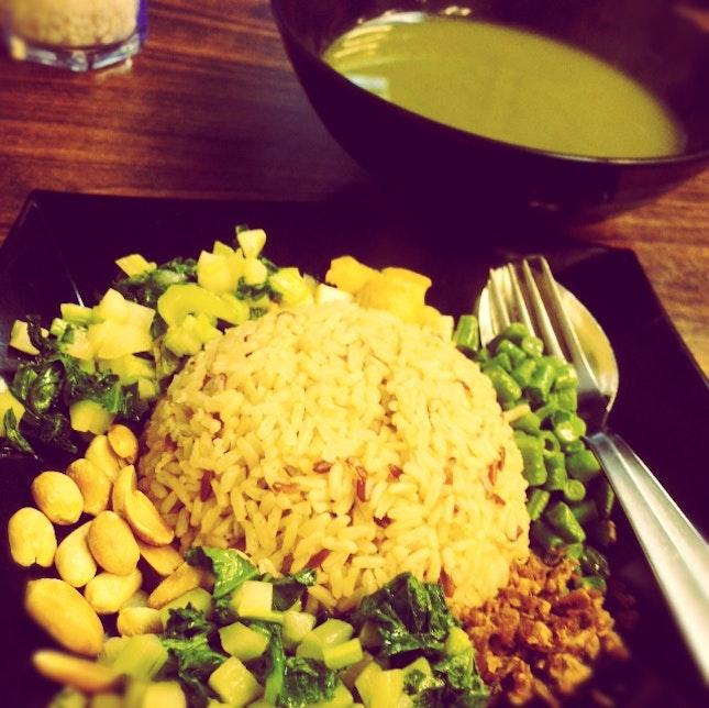 Hakka Thunder Rice