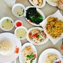 Chicken Rice & Zi-Char Dishes