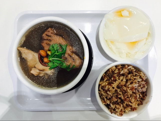 Soy Beancurd & Food Items