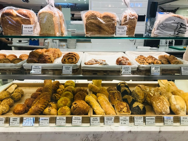 Artisan Boulangerie by Famous Eric Kayser