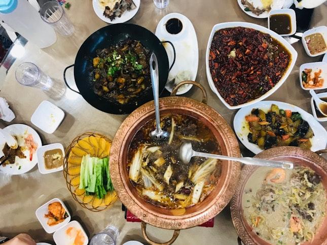 BBQ & Northeastern Chinese Dishes