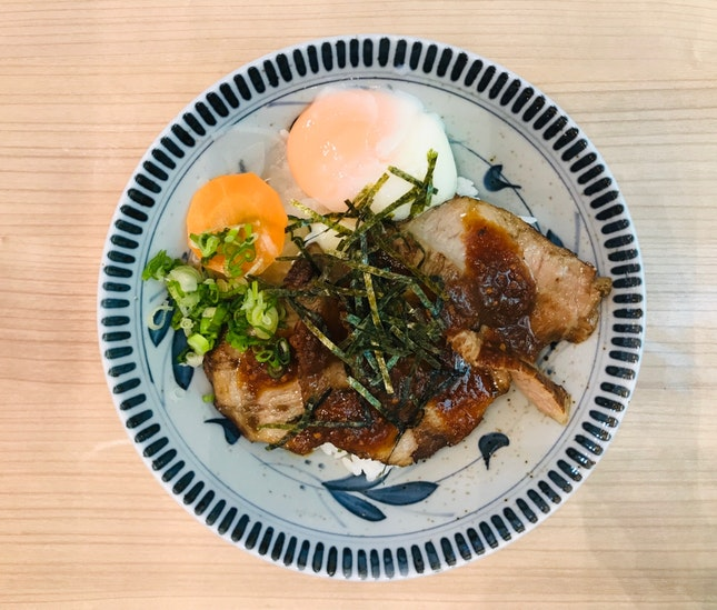 Japanese Iberico Pork Restaurant