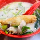 Lucky Plaza Famous Fish Soup