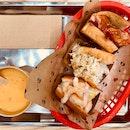 Lobster, Crab & Shrimp Rolls