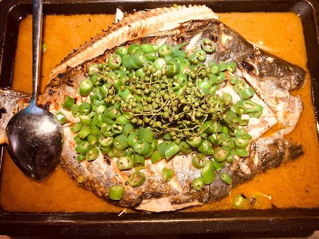 Chongqing Grilled Fish