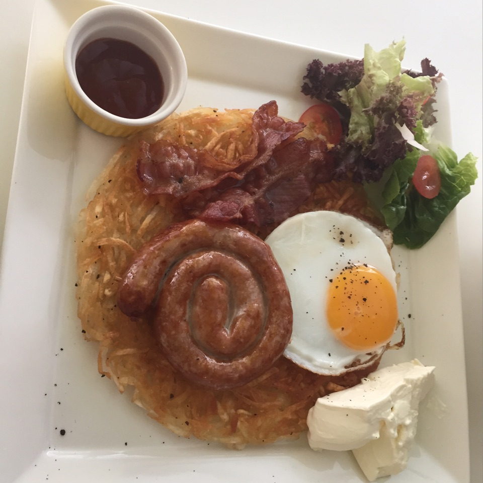 Breakfast Rosti