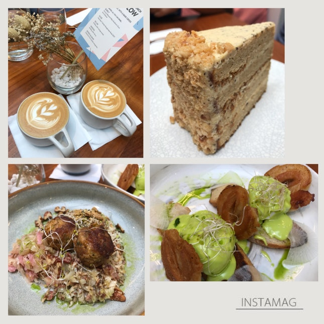 Amazing Food and Coffee!