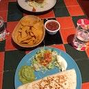 Chimichangas And Quesadillas