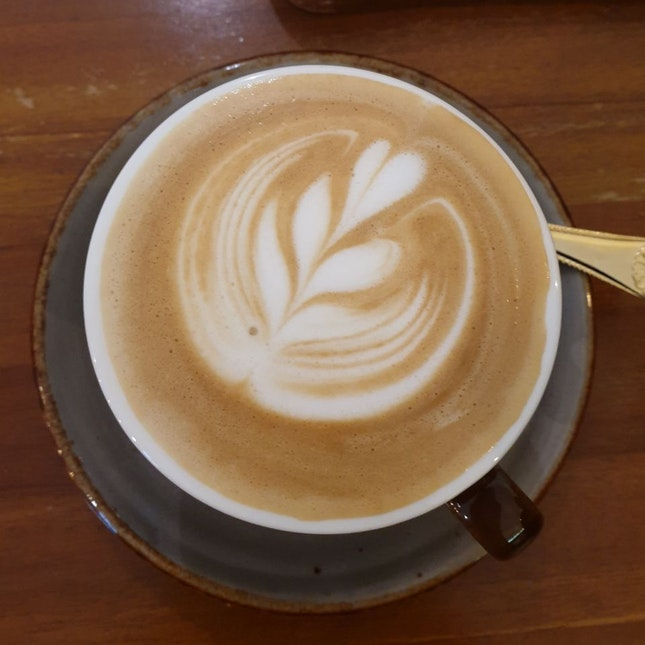 Latte ($4.90)
