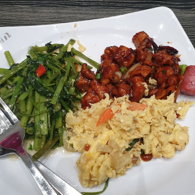 Mixed Rice ($3)
