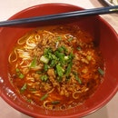 Sichuan Dan Dan Noodles ($4)