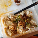 Poached Chilli Oil Dumplings ($5 for 10)