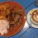 Espresso Chicken Chop (RM24.90)