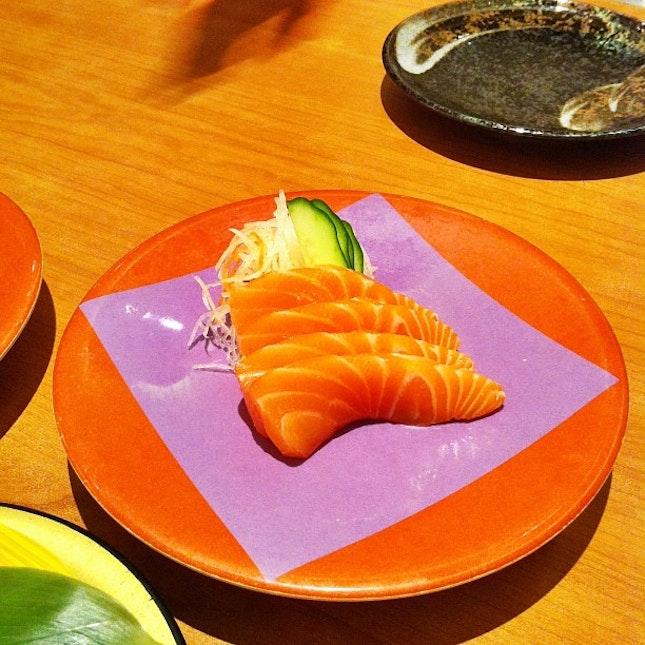 Sake Sashimi by Ichiban Boshi, Singapore #instafood #goodfood #raw #sashimi #yum #yummy #nomnomnom #delicious #instagood #igdaily #instagrammers #foodie #foodporn #foodgasm #foodaddict