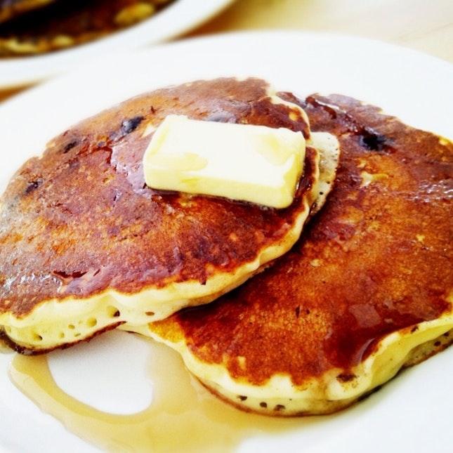For Simply Satisfying Pancakes
