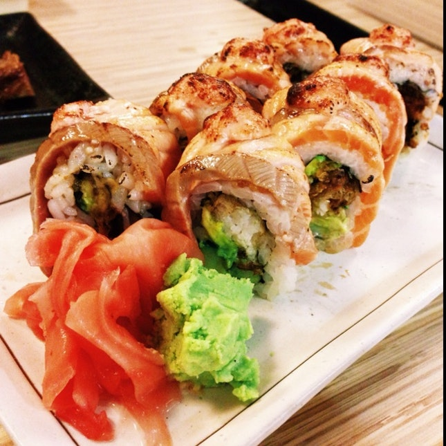 For Superb Aburi Maki