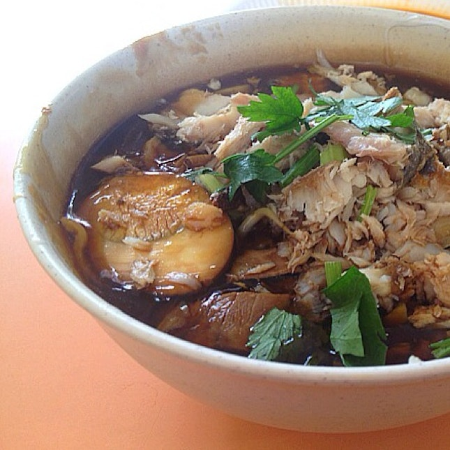 For Lor Mee With Superb Gravy
