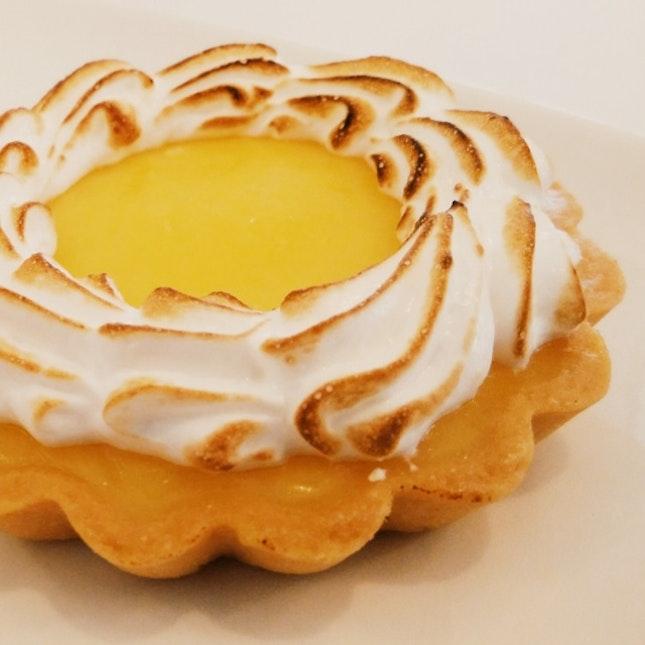 For Lemon Meringue Tarts & Cheesecakes