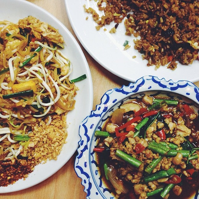 For Trusty Thai Cuisine In The Heartlands