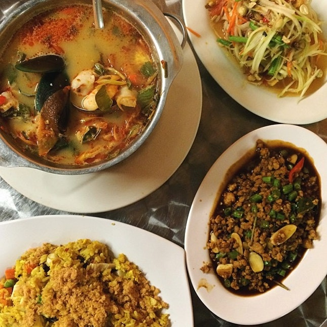 For Superb Thai Food