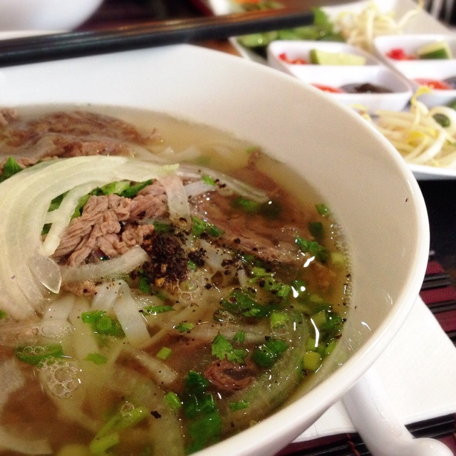 For Hearty Pho