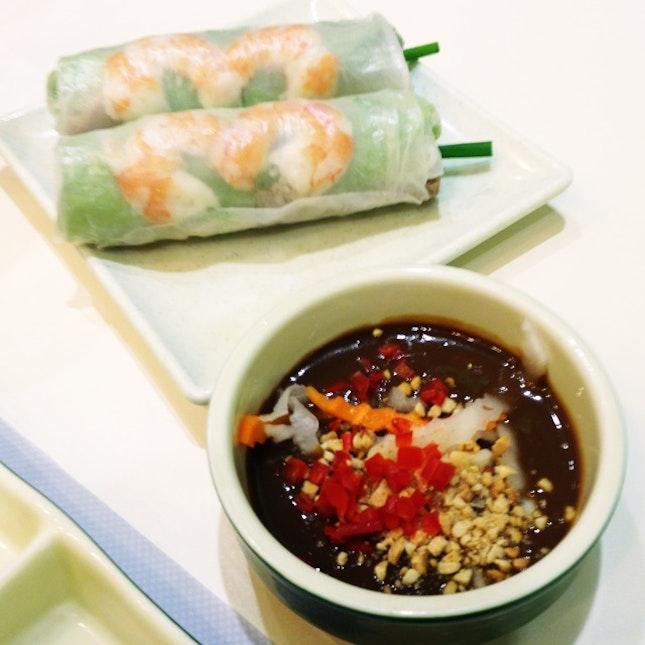 For Vietnamese Rice Paper Rolls
