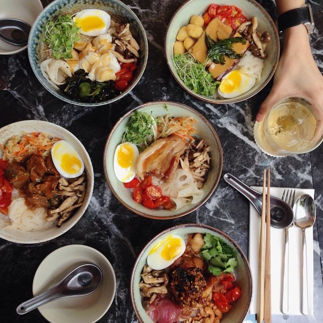 For Superb Asian Rice Bowls