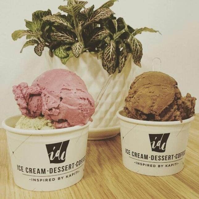 For Creative Ice Cream Flavours