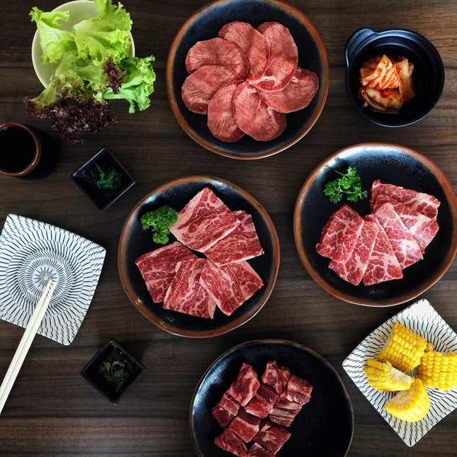 For Unlimited Wagyu Beef
