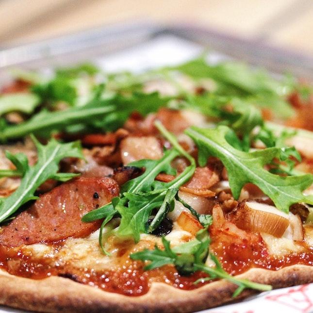 For Fun, DIY Pizzas