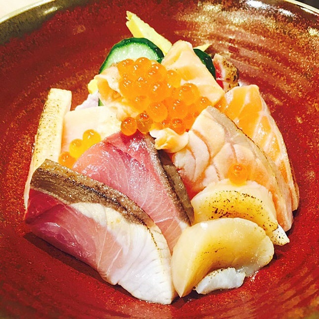For Affordable Aburi Chirashi