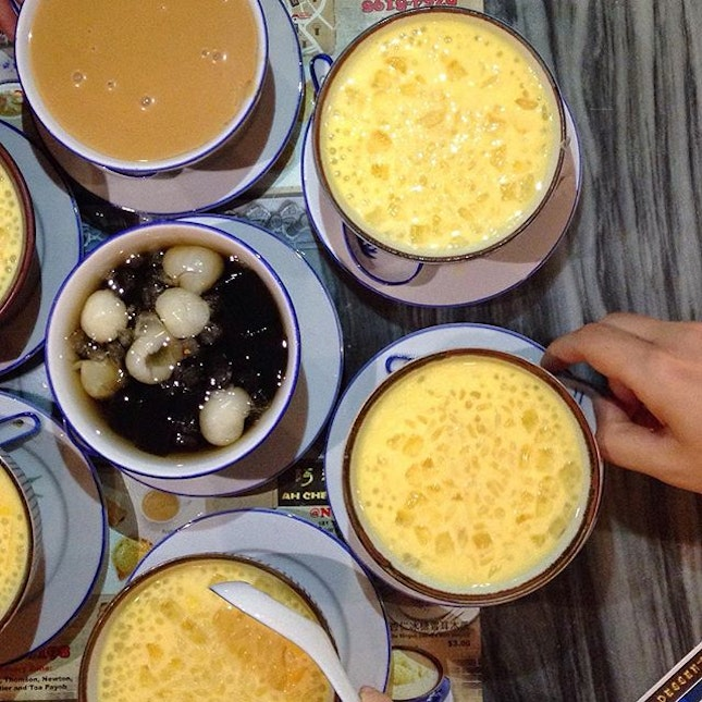 Bugis Friday Part 2: Cool Down With Local Desserts