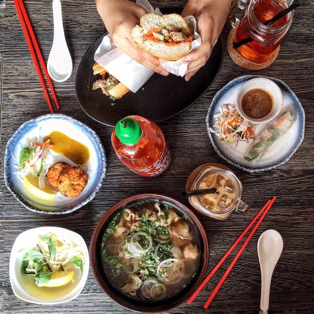 For Australian Vietnamese flavours