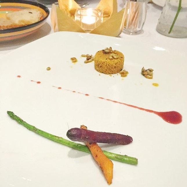 For Vegetarian Fine Dining