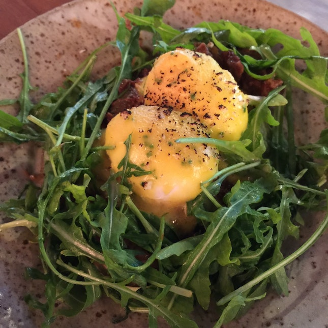 For Consistently Good Eggs Benedict