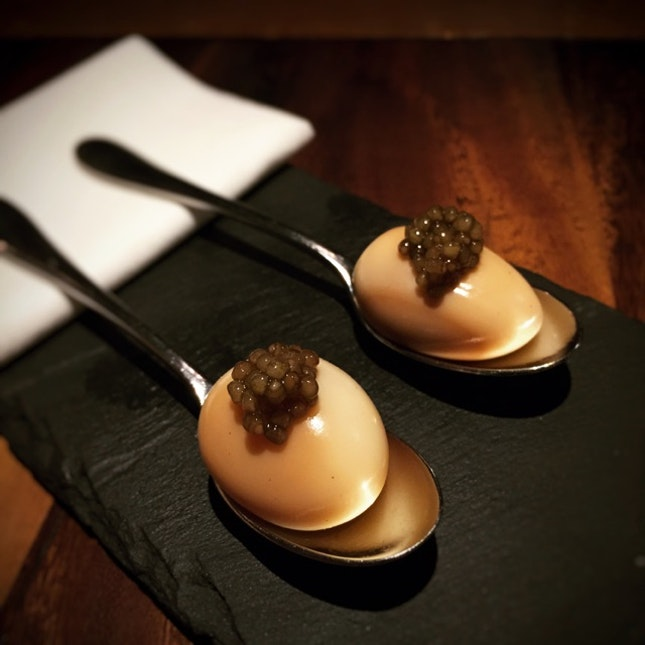 For Exquisite Smoked Quail Eggs