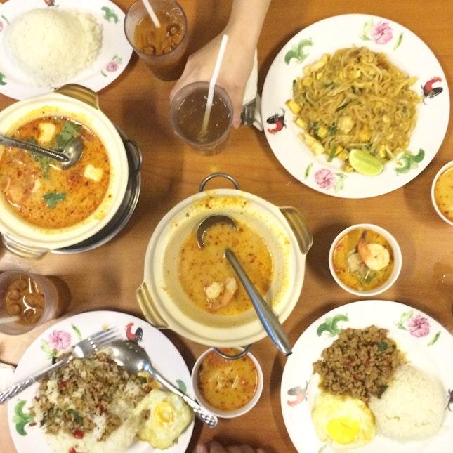For Pocket Friendly Thai Food in Bugis