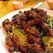 For Divine Roast Pork Noodles