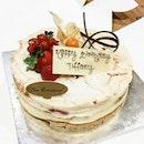 For a Splurge-Worthy Fruity Cake