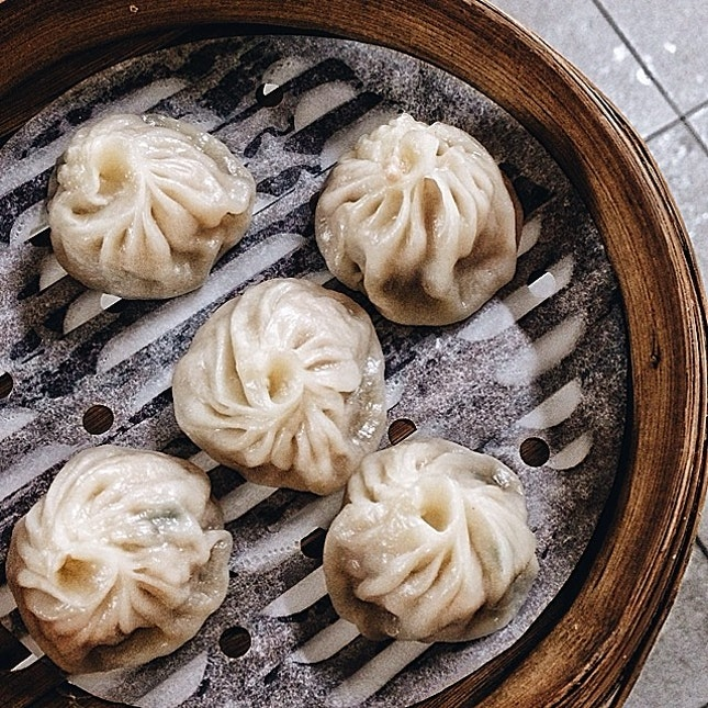 For Freshly Made XLB in Chinatown