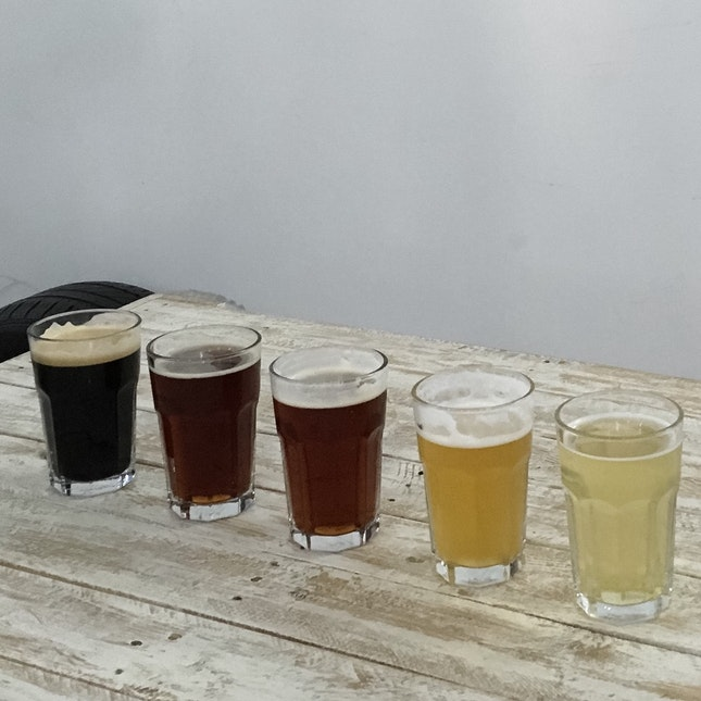For a Craft Beer Buffet You Can't Resist