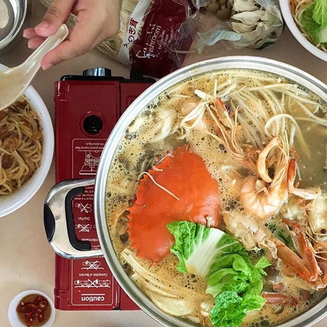 For Customisable Hot Pot in Geylang Bahru