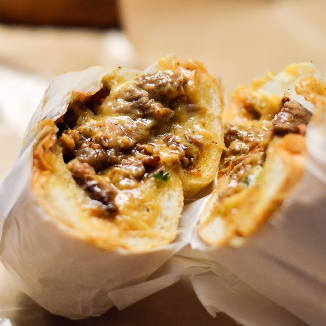 For Hearty Sandwiches in the CBD