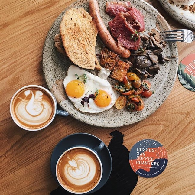 For Spot-On Brunch And Coffee