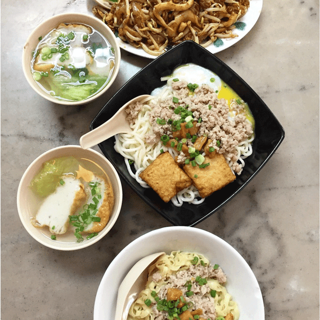 For Tasty Mee Pok And More