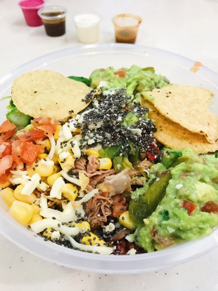 For Mexican-Inspired Salads