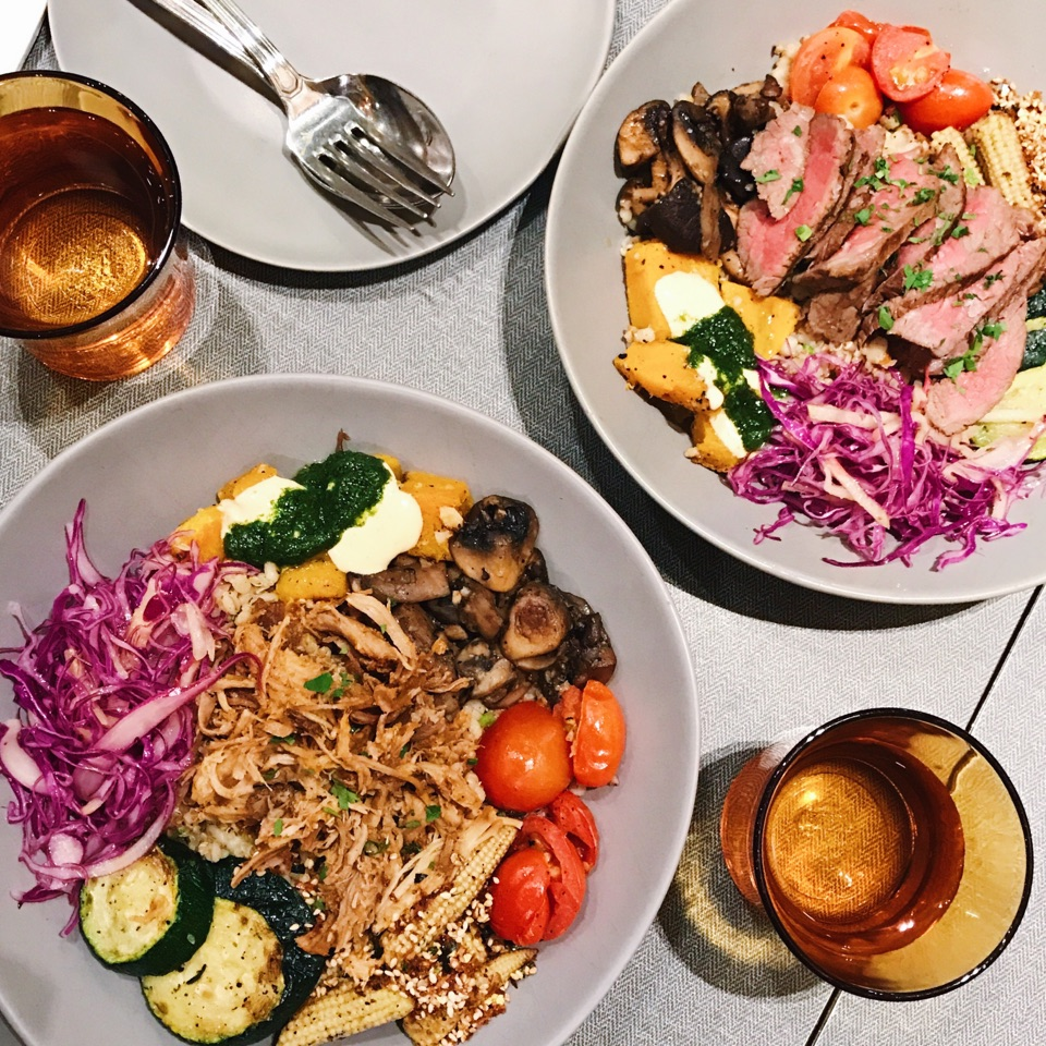For Tasty Grain Bowls and Excellent Coffee
