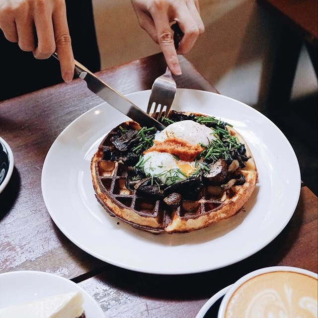 For Spot-On Brunch With A Cuppa