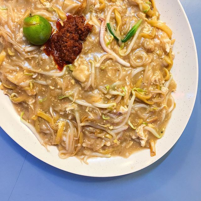 For Fried Prawn Noodles and More